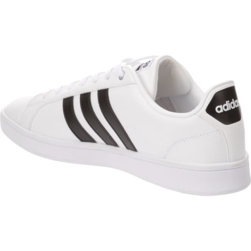 adidas Men's cloudfoam Advantage Court Shoes - view number 3