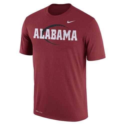 Nike Men's University of Alabama Dri-FIT Legend Icon 17 T-shirt