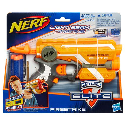 NERF N-STRIKE Elite Firestrike Blaster - view number 2