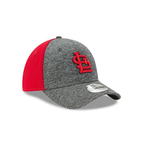 New Era Men's St. Louis Cardinals Shadow Blocker 39THIRTY Cap - view number 3