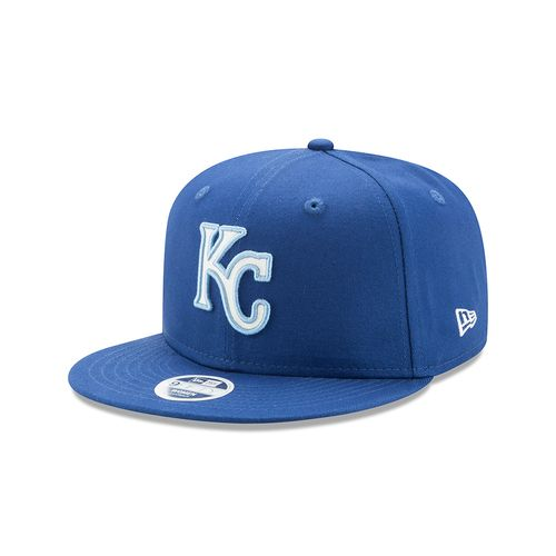 New Era Women's Kansas City Royals Team Glisten 9FIFTY® Cap - view number 1