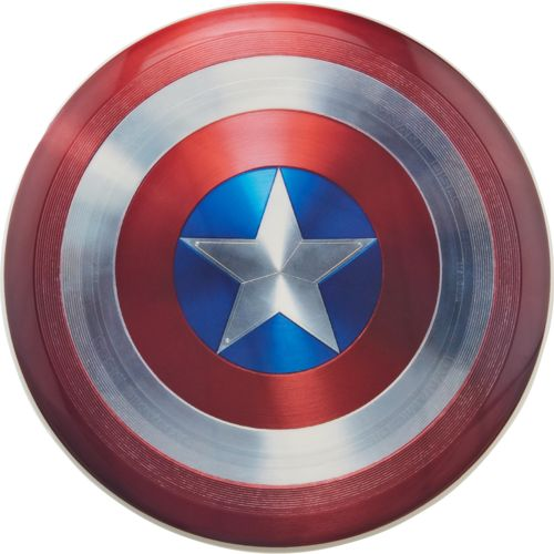 Dynamic Discs Captain America Shield Aviator Ultimate Disc Golf Disc - view number 1