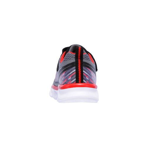 SKECHERS Boys' S Lights Hypno-Flash Tremblers Shoes - view number 4