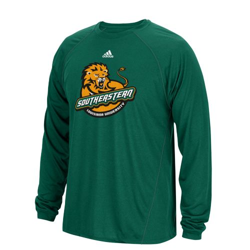 adidas Men's Southeastern Louisiana University Sideline Spine T-shirt