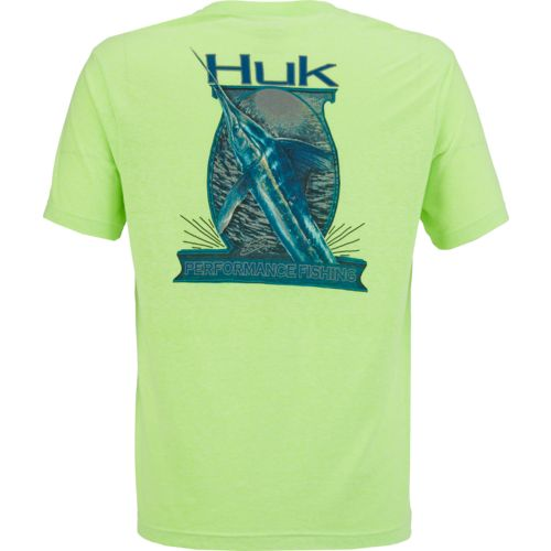 Huk Men's KScott Money Fish T-shirt - view number 1
