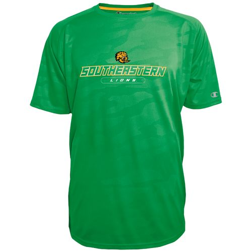 Champion™ Men's Southeastern Louisiana University Impact Embossed T-shirt - view number 1