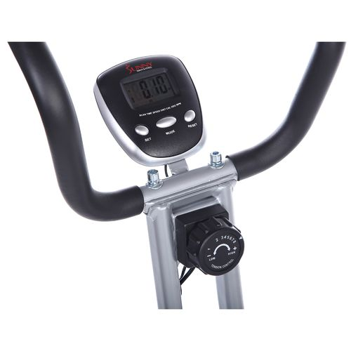 Sunny Health & Fitness Dual Action Rider Bike - view number 2
