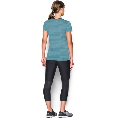 Under Armour Women's Threadborne SSC Jacquard T-shirt - view number 4