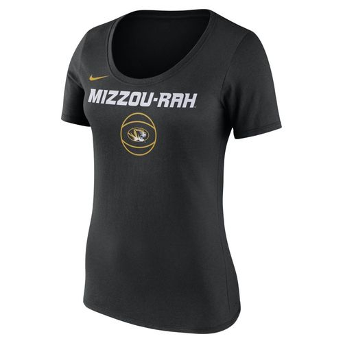 Nike Women's University of Missouri Scoop Neck T-shirt