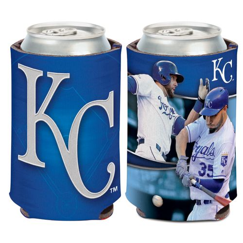 WinCraft Kansas City Royals Multiplayer 12 oz Can Cooler - view number 1