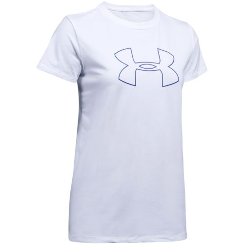 Display product reviews for Under Armour Women's 2-Color Big Logo T-shirt