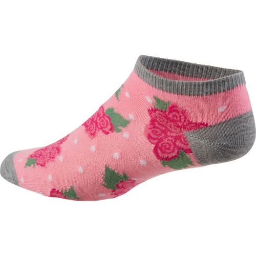BCG Women's Flowers Bouquet Socks 6 Pack - view number 2