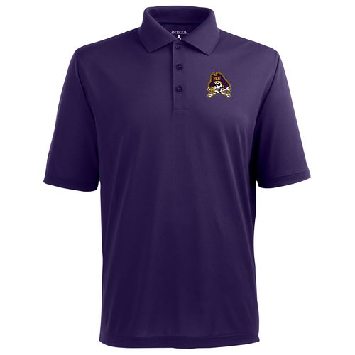 Antigua Men's East Carolina University Pique Xtra-Lite Polo Shirt