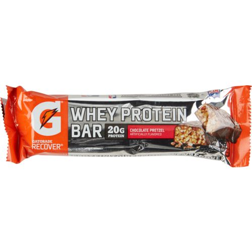 Display product reviews for Gatorade Whey Protein Recovery Bar