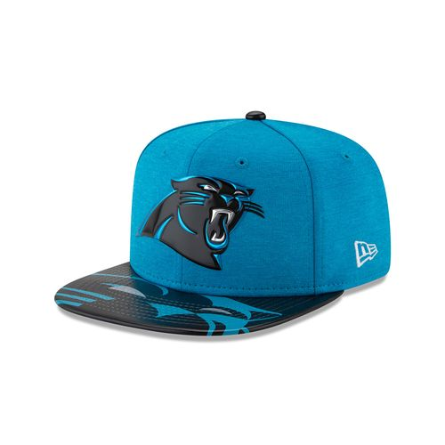 New Era Men's Carolina Panthers 9FIFTY® NFL17 On Stage Cap
