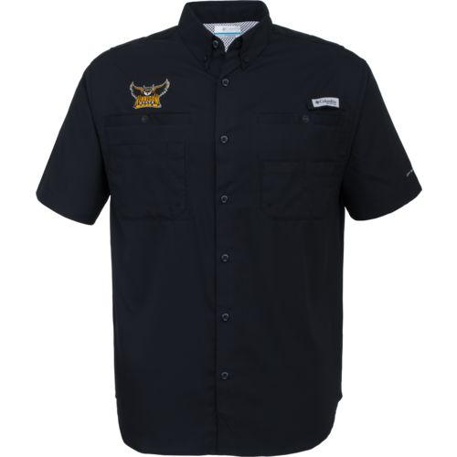 Columbia Sportswear Men's Kennesaw State University Tamiami Short Sleeve Shirt
