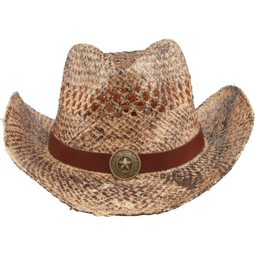 O'Rageous Men's Rustic Cowboy Hat