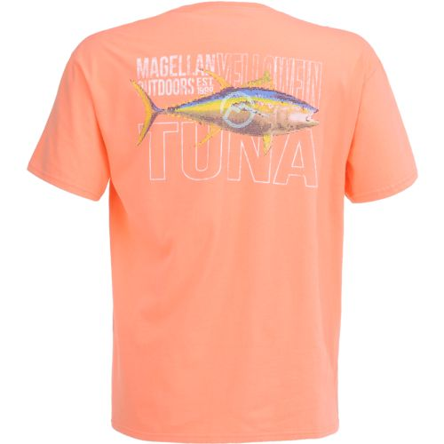Magellan Outdoors Men's Mosaic Tuna T-shirt - view number 1