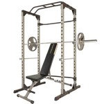 Fitness Reality 810XLT Super Max Power Cage with 800 lbs Capacity Super Max 1000 Bench Set - view number 8