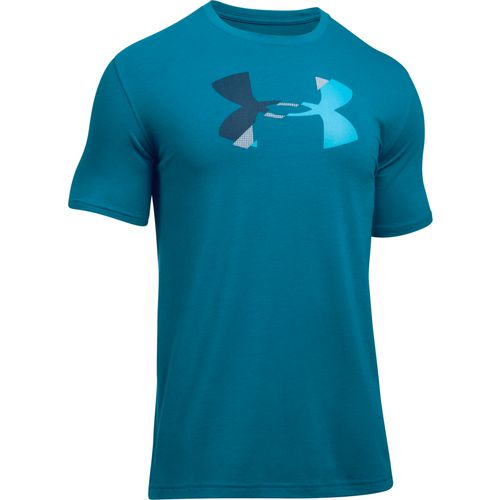 Under Armour Men's Glitch Logo Graphic Training T-shirt