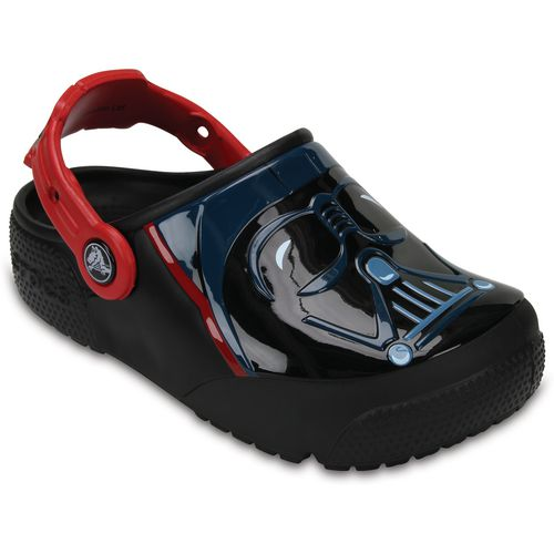 Crocs Boys' Fun Labs Lights Darth Vader Clogs - view number 2