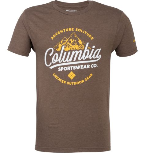 Display product reviews for Columbia Sportswear Men's Crew Neck Graphic T-shirt
