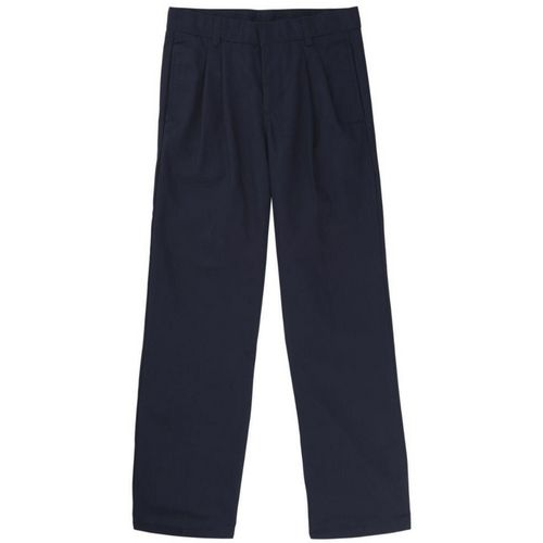Display product reviews for French Toast Boys' Adjustable Waist Pleated Double Knee Pant
