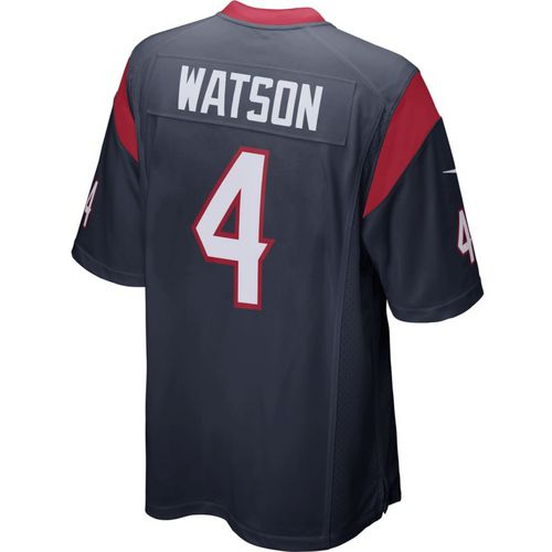 Nike Men's Houston Texans Deshaun Watson Draft '17 Team Jersey