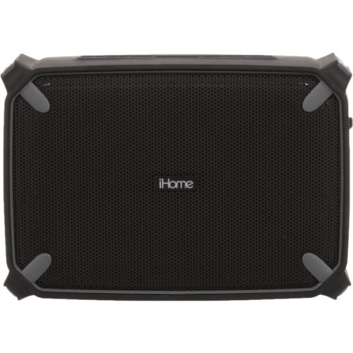 iHome Portable Waterproof Stereo Speakers with Accent Light - view number 1