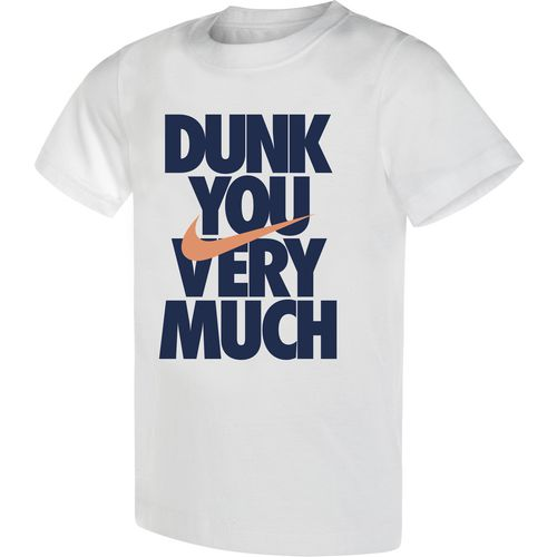 Nike Boys' Dunk You Very Much T-shirt