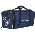 The Northwest Company Houston Texans Steel Duffel Bag - view number 1