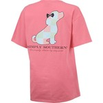 Simply Southern Women's Puppy Long Sleeve T-shirt - view number 3