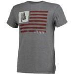 State Love Men's Alabama American Flag Short Sleeve T-shirt - view number 3