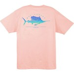 Guy Harvey Women's Sailfish Scribble T-shirt - view number 1
