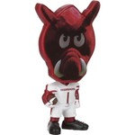 Forever Collectibles University of Arkansas Mascot Flathlete Figurine - view number 2