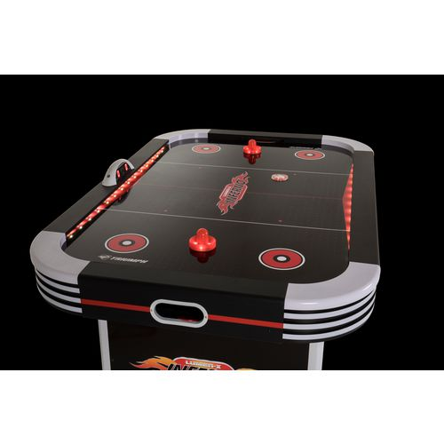 Triumph Inferno 5 ft Light-Up Air Hockey Table - view number 8