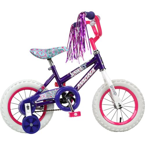 Display product reviews for Magna Girls' 12 in Jewel Bike