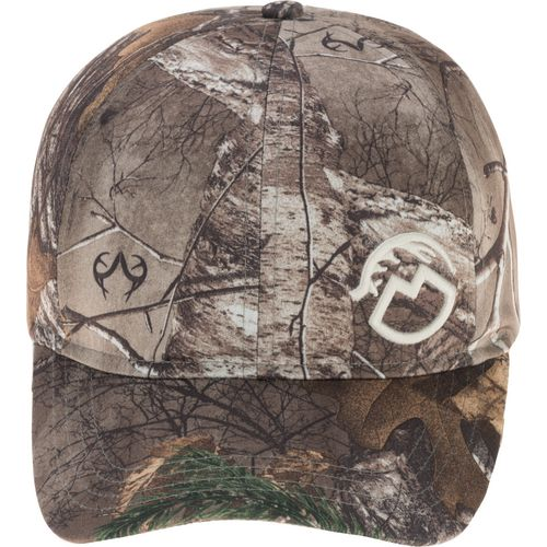 Display product reviews for Magellan Outdoors Men's Camo Mesa Stretch Fit Hat