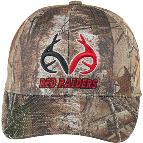 Top of the World Men's Texas Tech University Realtree Xtra Cap