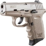 SCCY CPX-2 9mm Luger 2-Tone Pistol - view number 1