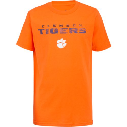 Gen2 Boys' Clemson University Nebula T-shirt