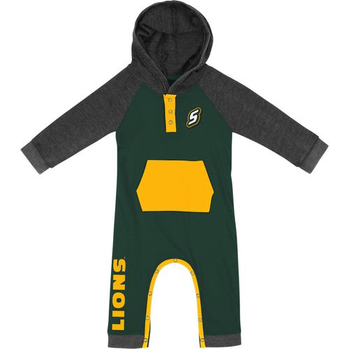Colosseum Athletics Infant Boys' Southeastern Louisiana University Truffle Ruffle Onesie
