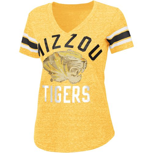 G-III for Her Women's University of Missouri Big Game Top