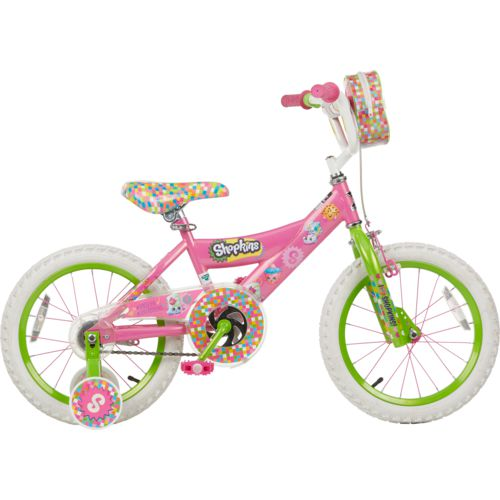 Display product reviews for Shopkins Girls' 16 in Bike