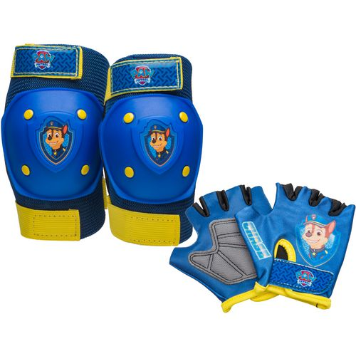 PAW Patrol Kids' Chase Cycling Pad and Glove Set