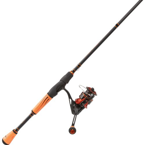 Lew's Mach Crush Speed Spin Freshwater Spinning Rod and Reel Combo