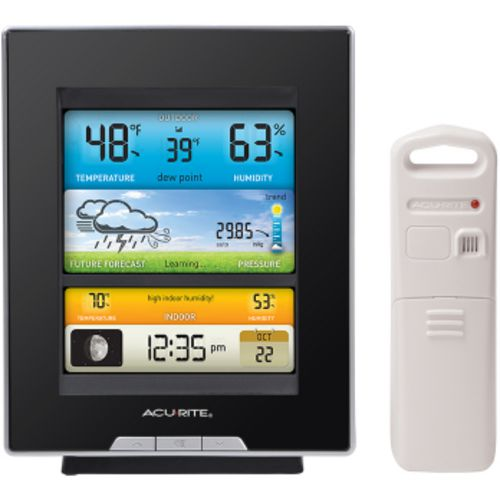 Weather Stations + Radios