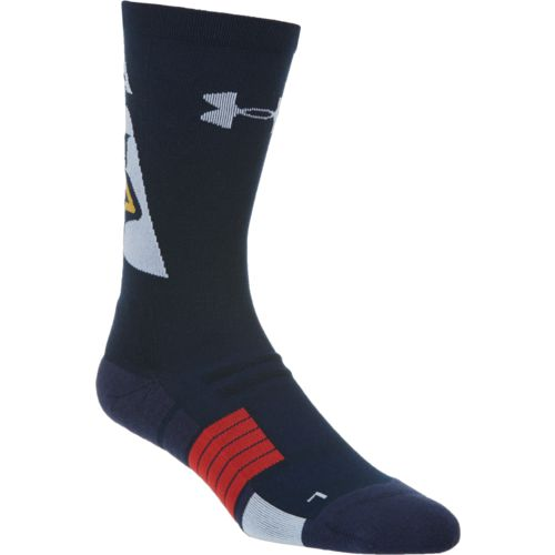 Under Armour Men's Unrivaled American Eagle Crew Socks