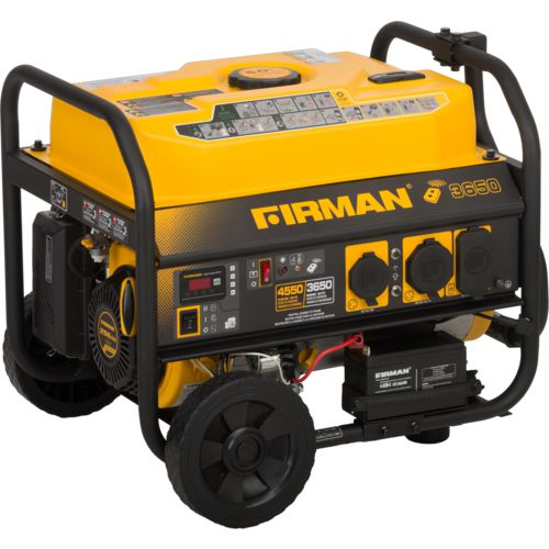 Firman Performance Series 3650 W Generator