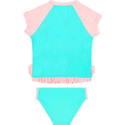 O'Rageous Girls' Butterfly Dance 2-Piece Rash Guard - view number 1
